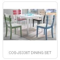 COS-JS336T DINING SET